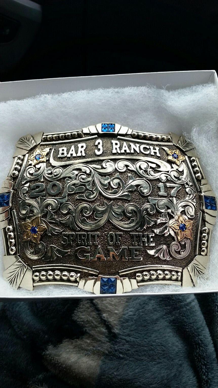 Bar 3 Ranch Match Comin Back at Cha, English, Texas