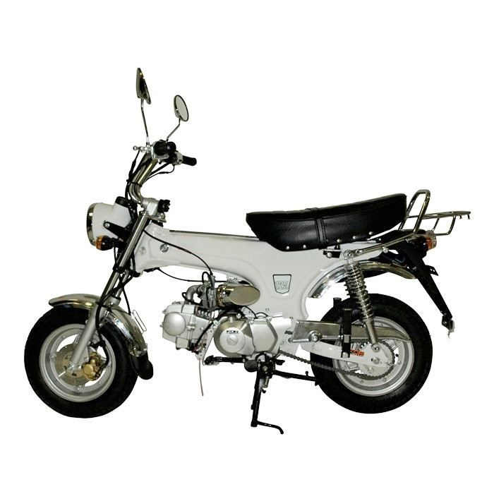 mini moto 50 cc blanc dax replica prix promo cdiscount ttc au lieu de 1. Black Bedroom Furniture Sets. Home Design Ideas