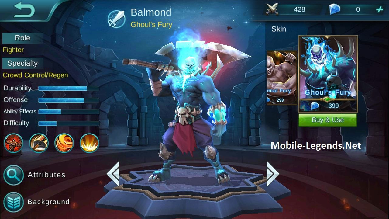 Image Result For Mobile Legends Balmond Skin Mobile Legends