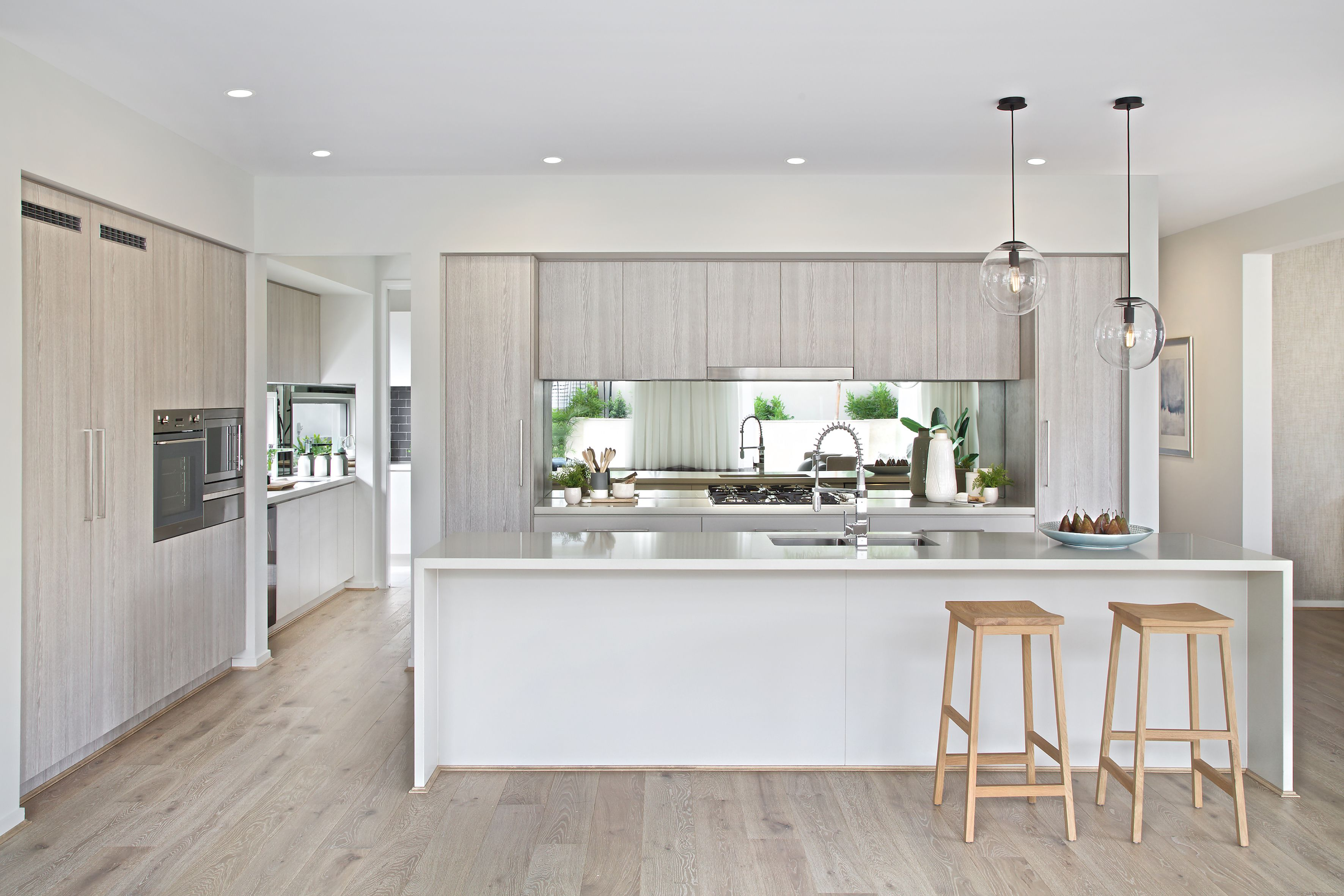 Lovely Kitchen Design At Front Of House Part - 12: Bayside 39 Home Design | Clarendon Homes. House Color SchemesColour Schemes Kitchen ...