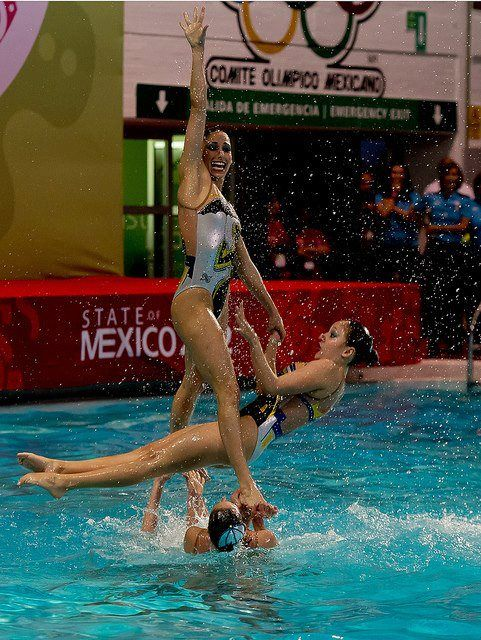 Mexico at FINA World Trophy