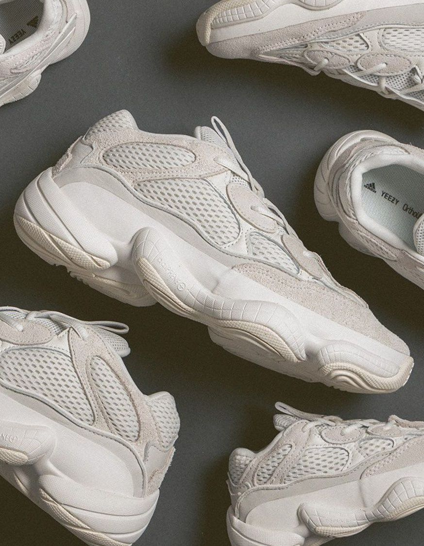 Adidas Yeezy 500 Bone White Fashion Shoes 2020 Thanksgiving Outifts Trends In 2020 Adidas Outfit Shoes Yeezy 500 Adidas Fashion Sneakers