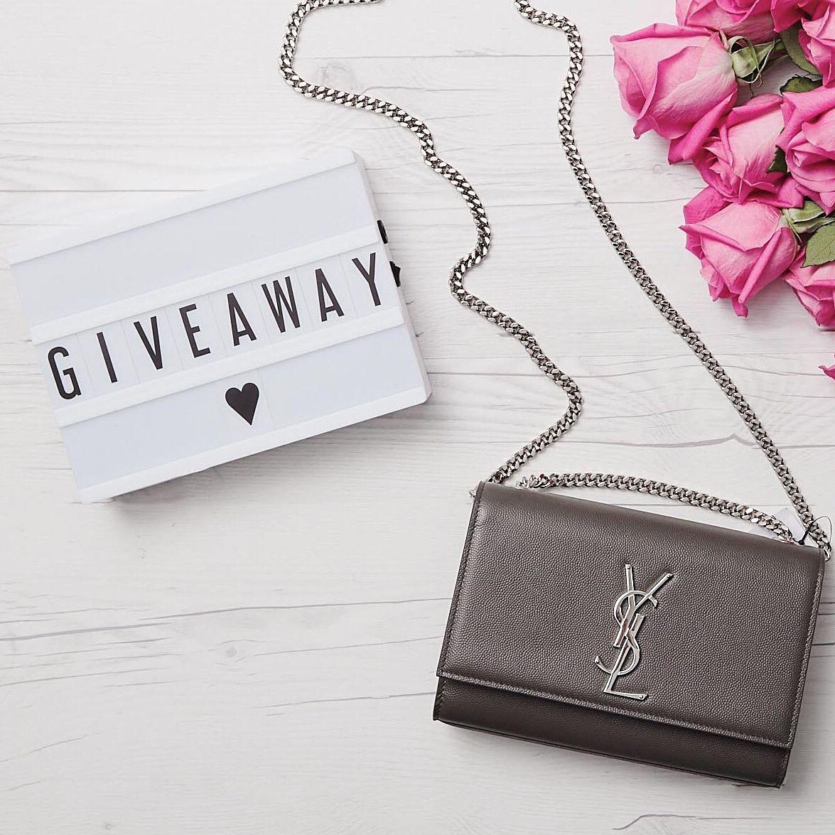 Saint Laurent bag GIVEAWAY!  YSL  SaintLaurent  bags  giveaway   yoogiscloset   40f100c617
