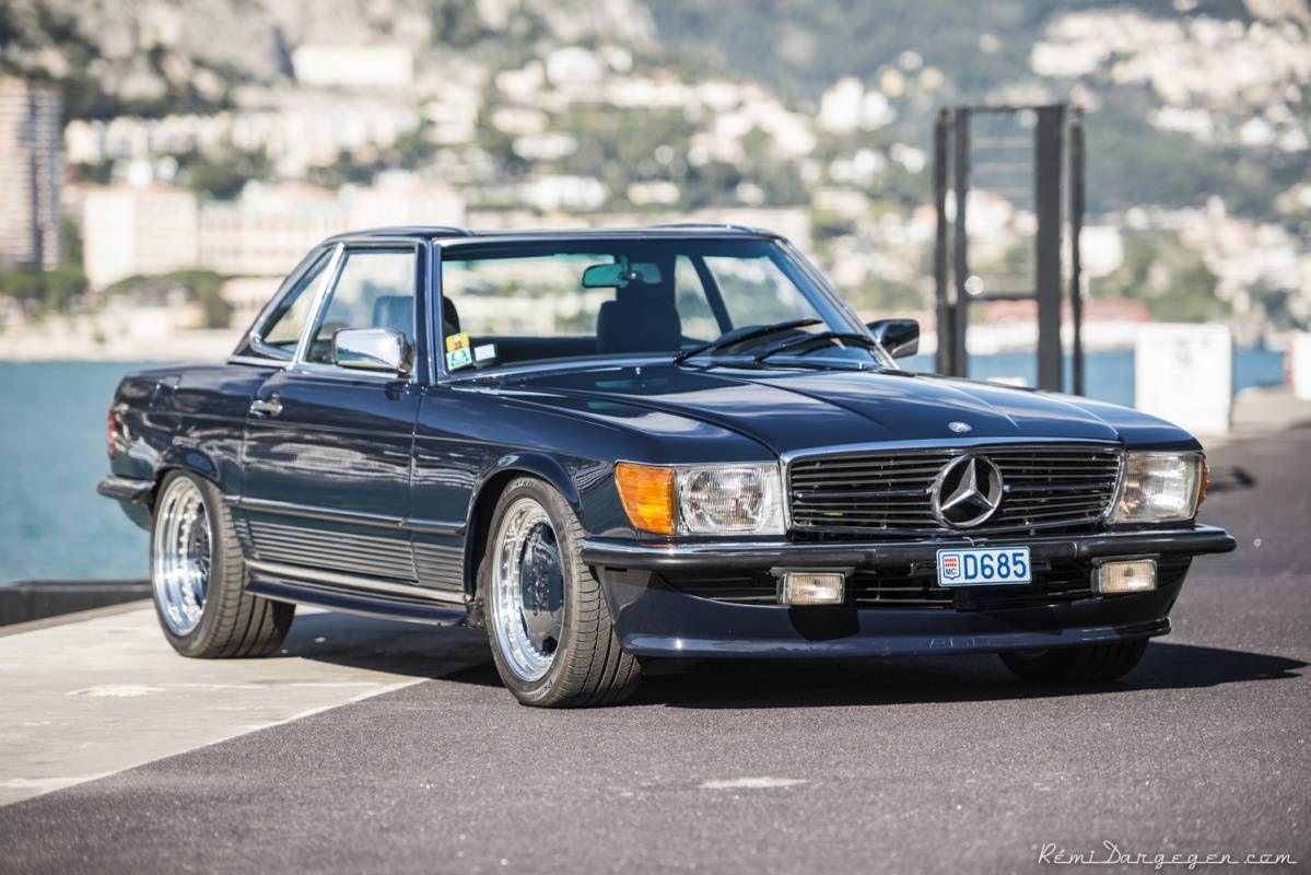 Mercedes-Benz 560 SL 6.0 AMG