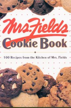 Mrs fields cookie recipe book pdf