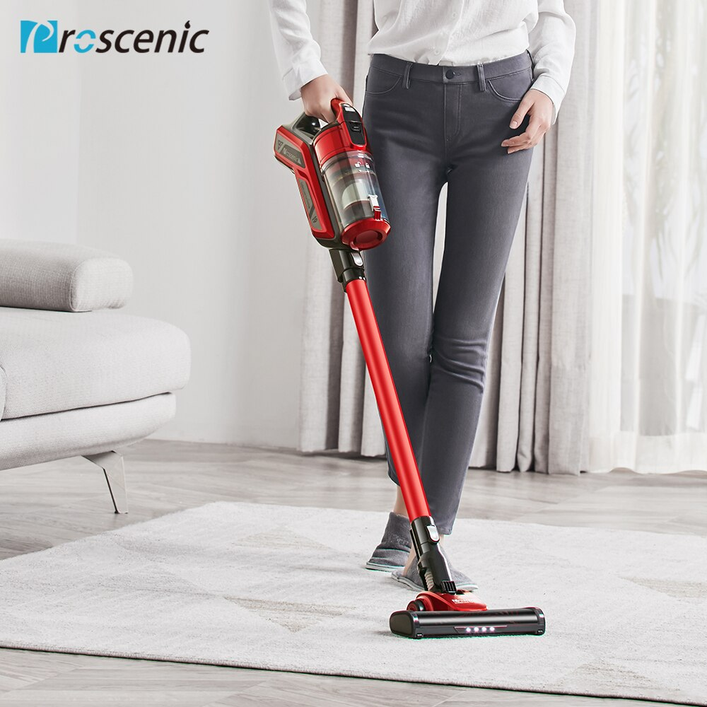 Proscenic I9 Cordless Vacuum Cleaner Stick And Handheld Vacuum With 22kpa Powerful Suction Wall Mount Vacuum Cleaner Cordless Vacuum Cordless Vacuum Cleaner