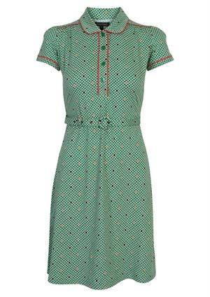 King Louie dress Polo shsl TREASURE 339 posey green