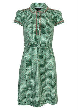 King Louie dress Polo shsl TREASURE 339 posey green