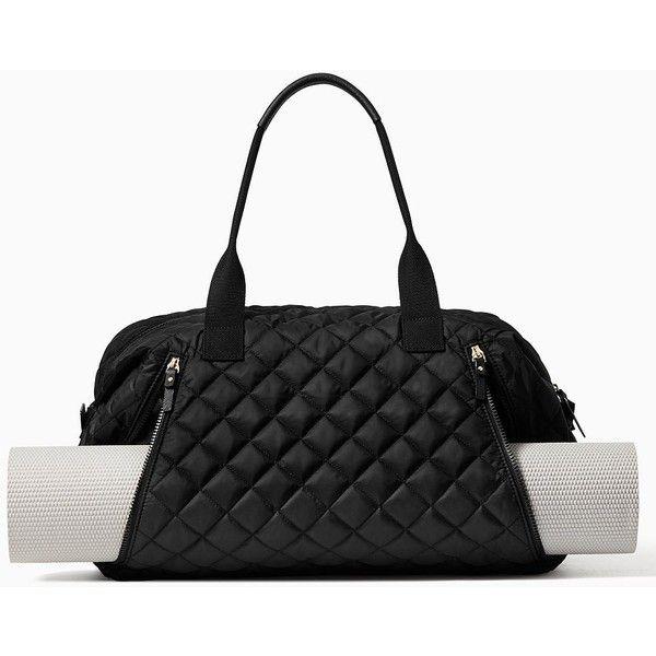 Kate Spade Ridge Street Lance Yoga Bag 209 Liked On Polyvore Featuring Bags