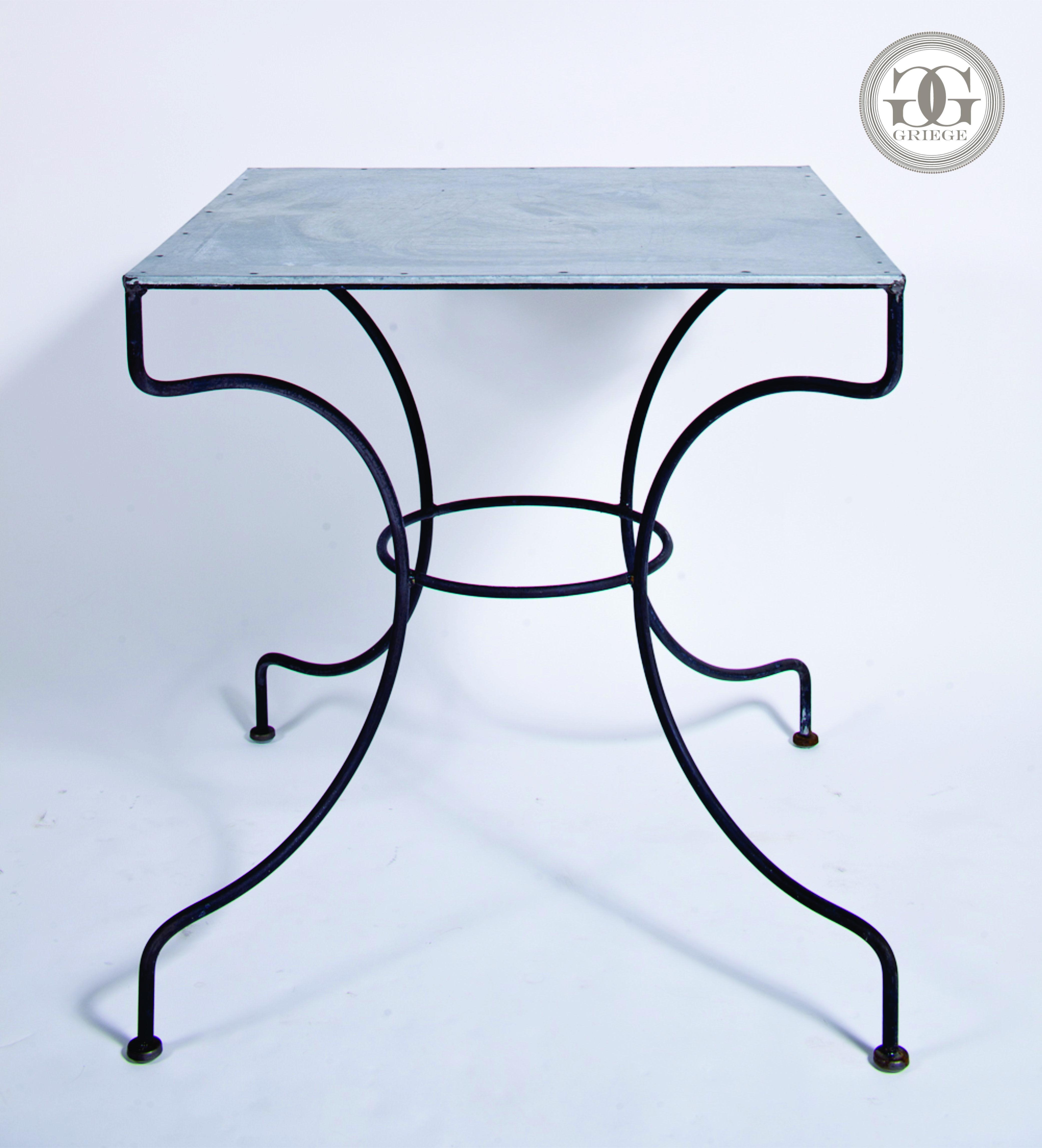 Avignon square table greige designs landscape design pinterest