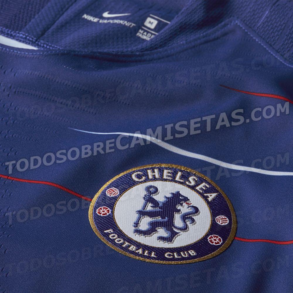 Chelsea 2018-19 Home Kit LEAKED  384179e61