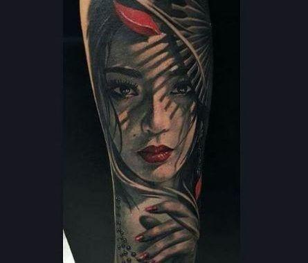 50 Beautiful Japanese Geisha Tattoos Ideas 2017 Geisha Tattoo Geisha Tattoo Design Japanese Geisha Tattoo