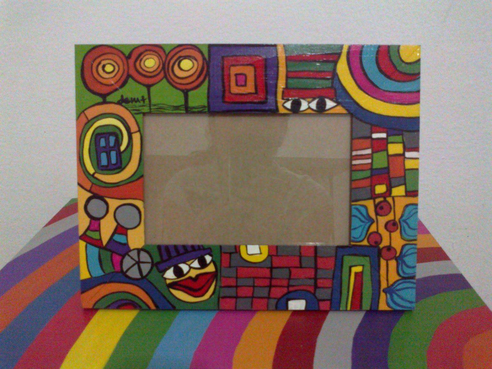 Love the colors | Espejos y marcos | Pinterest | Espejo, Marco ...