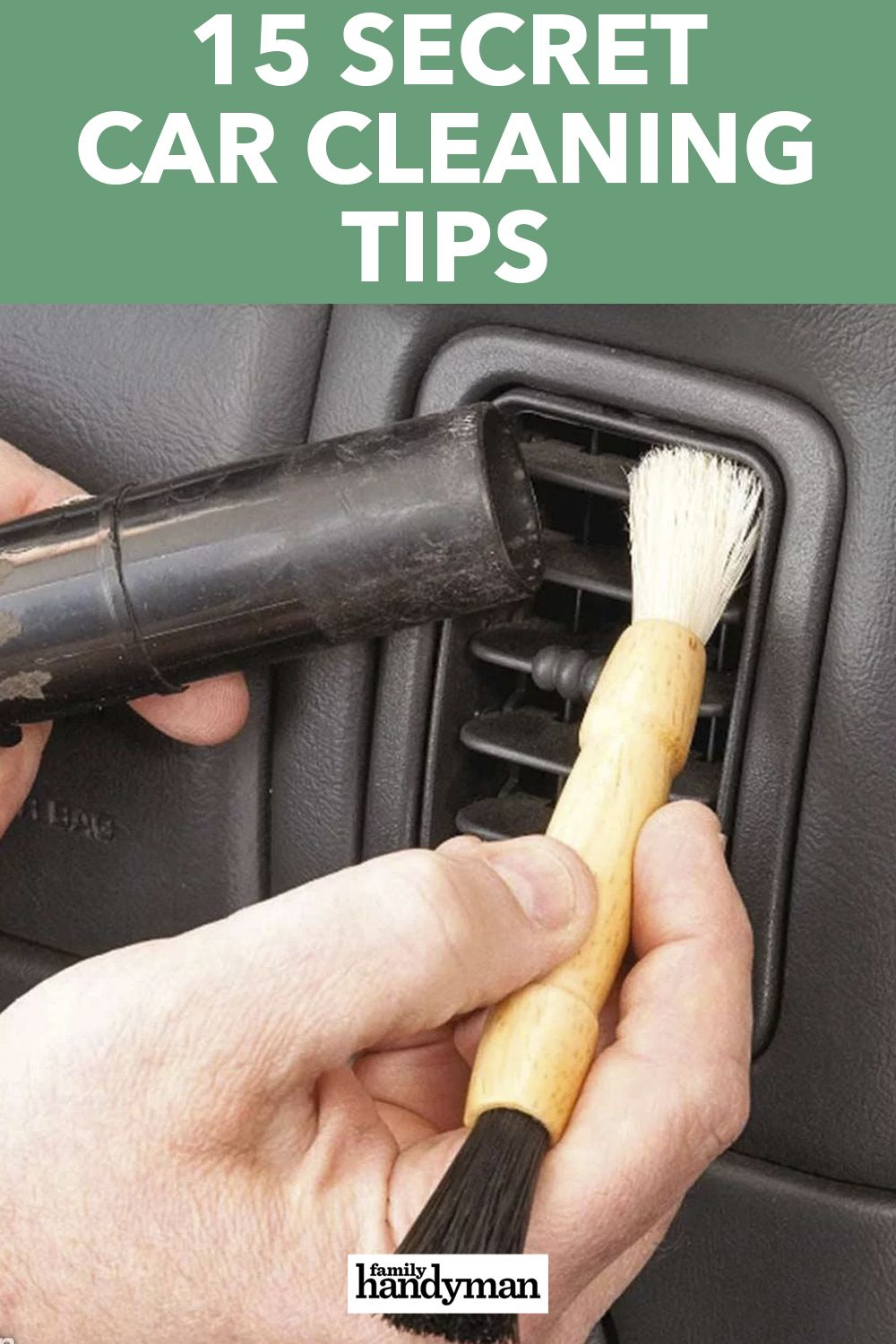 15 Cleaning Secrets Only Car Detailers Know Car cleaning