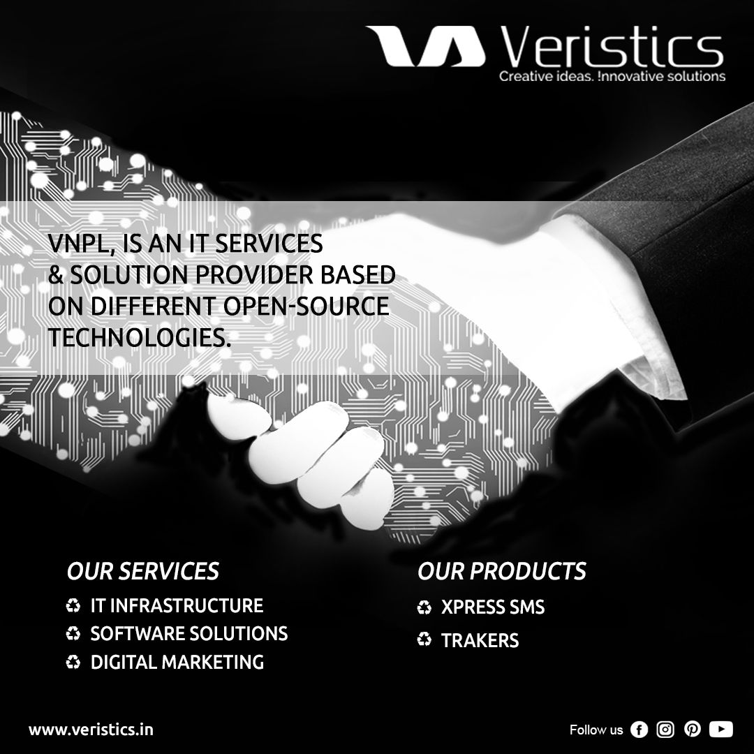 We Built Technology And Provide Services Which Make Life Easier