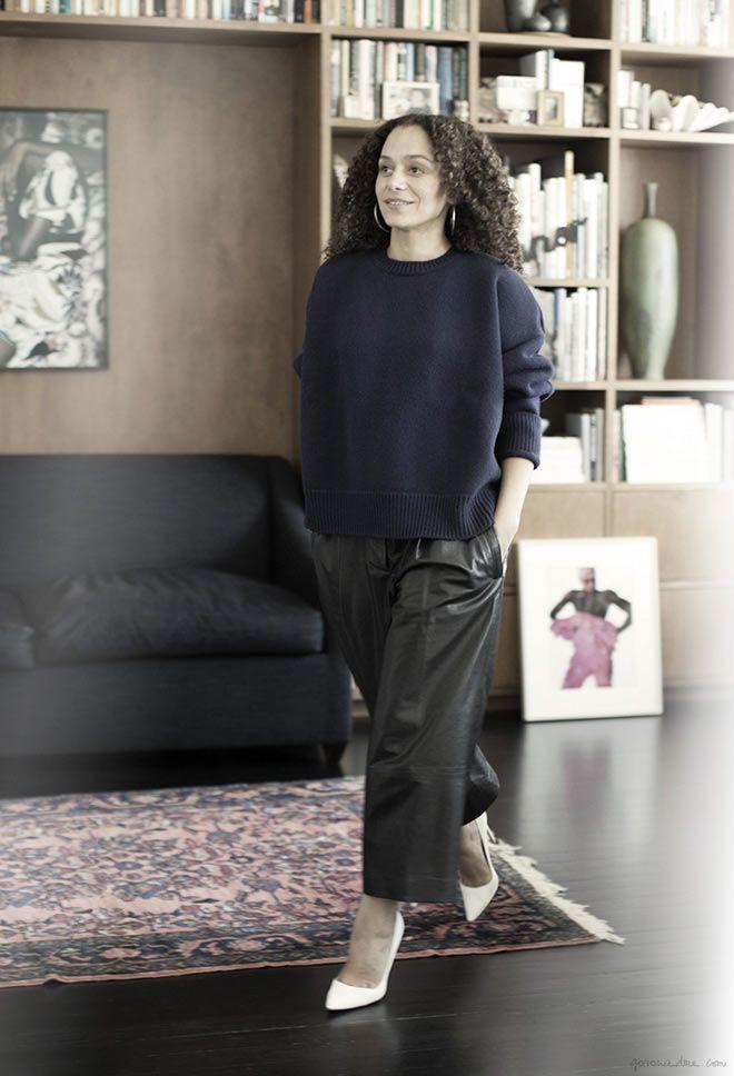 Samira Nasr http://www.garancedore.fr/en/2013/10/28/samira/#content