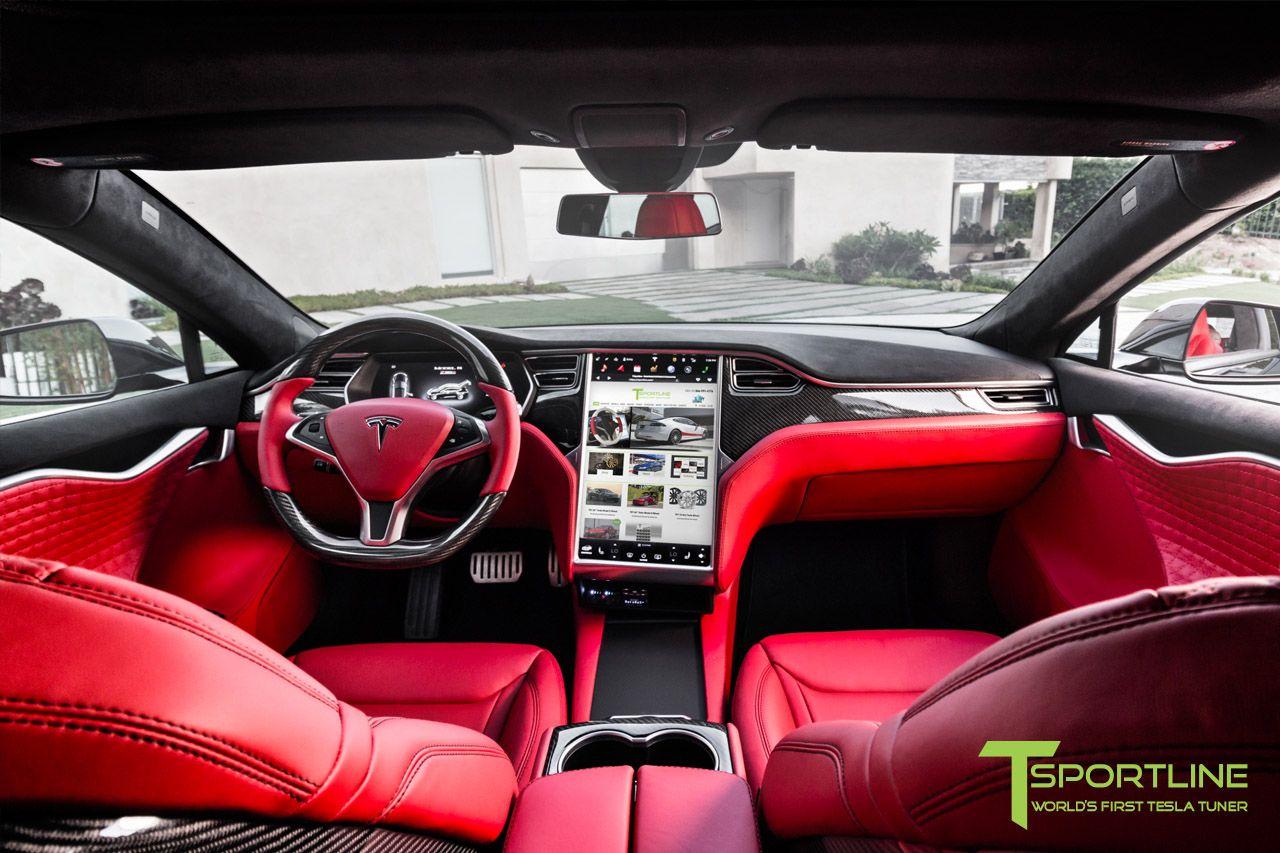 Tesla Model S Interior Upgrade - SHREENAD HOME