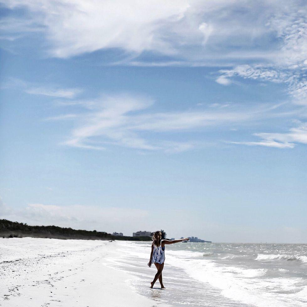 Captiva Beach, Sanibel