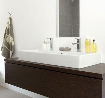 Modern Bath Makeover -