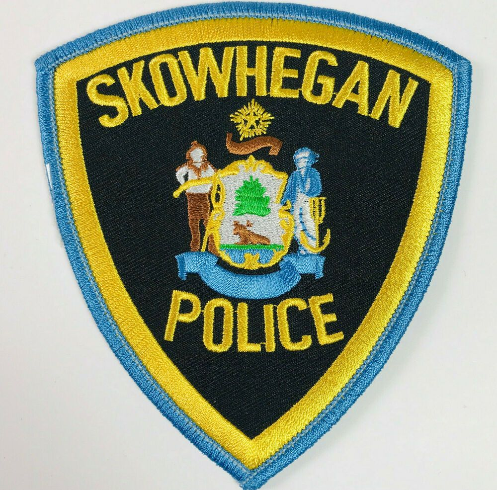 Skowhegan Police Somerset County Maine Patch Police