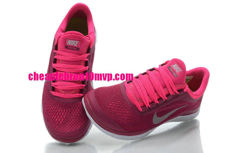 timeless design 4b184 3d74a ... dark grey white pink force running shoe 84871 2afb8  where to buy cheap nike  free 3.0 v5 for womens burgundy laser pink 552392 616 82fd6
