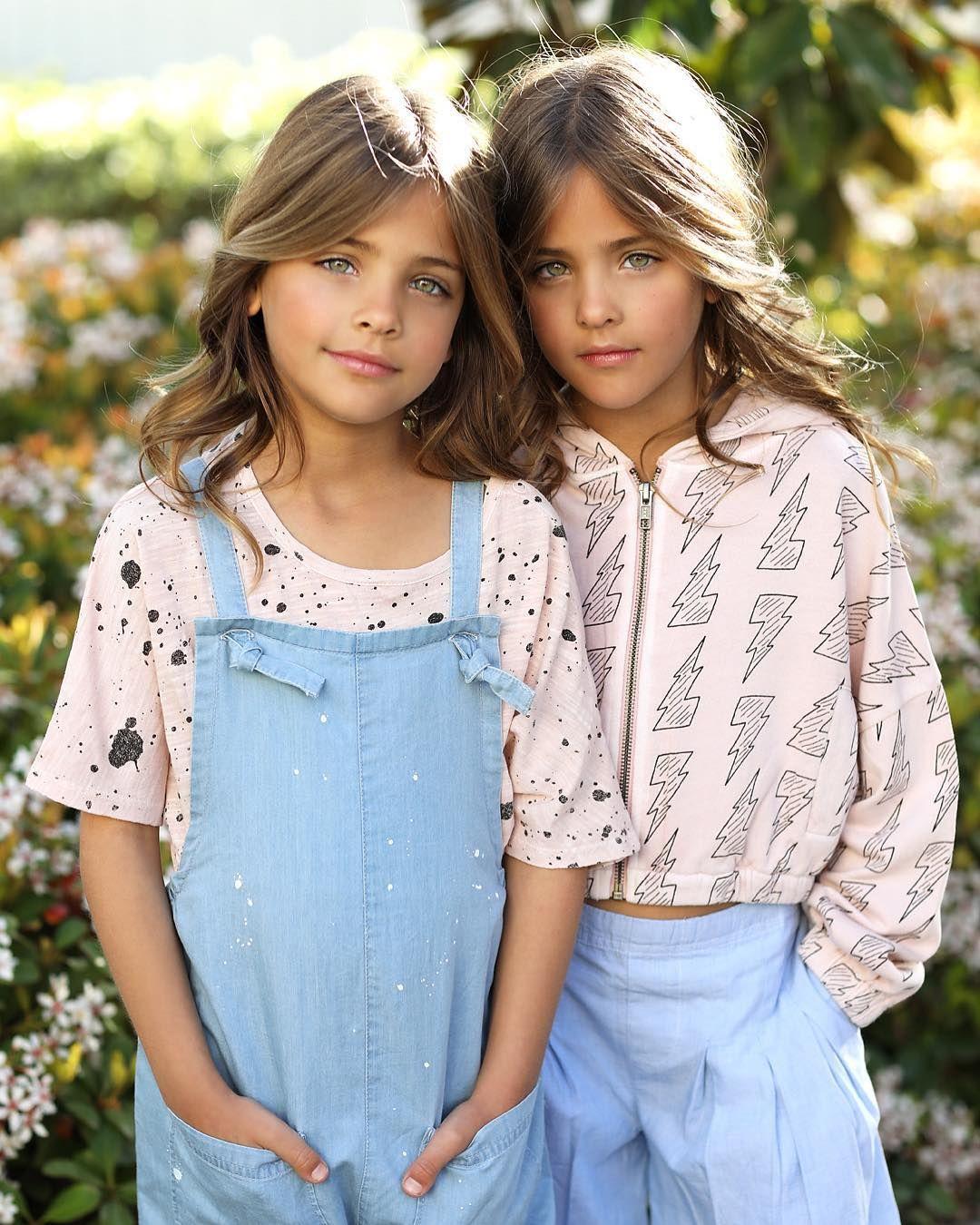 Ava Marie & Leah Rose, September 21, 2010 | Kid Models ...