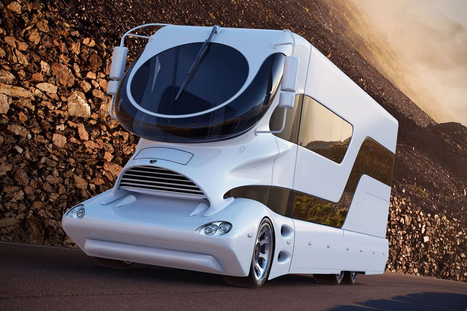 Take A Tour Of This Mind Blowing 3 Million Elemment Palazzo Motor Home Motorhome Luxury Motorhomes Luxury Mobile Homes