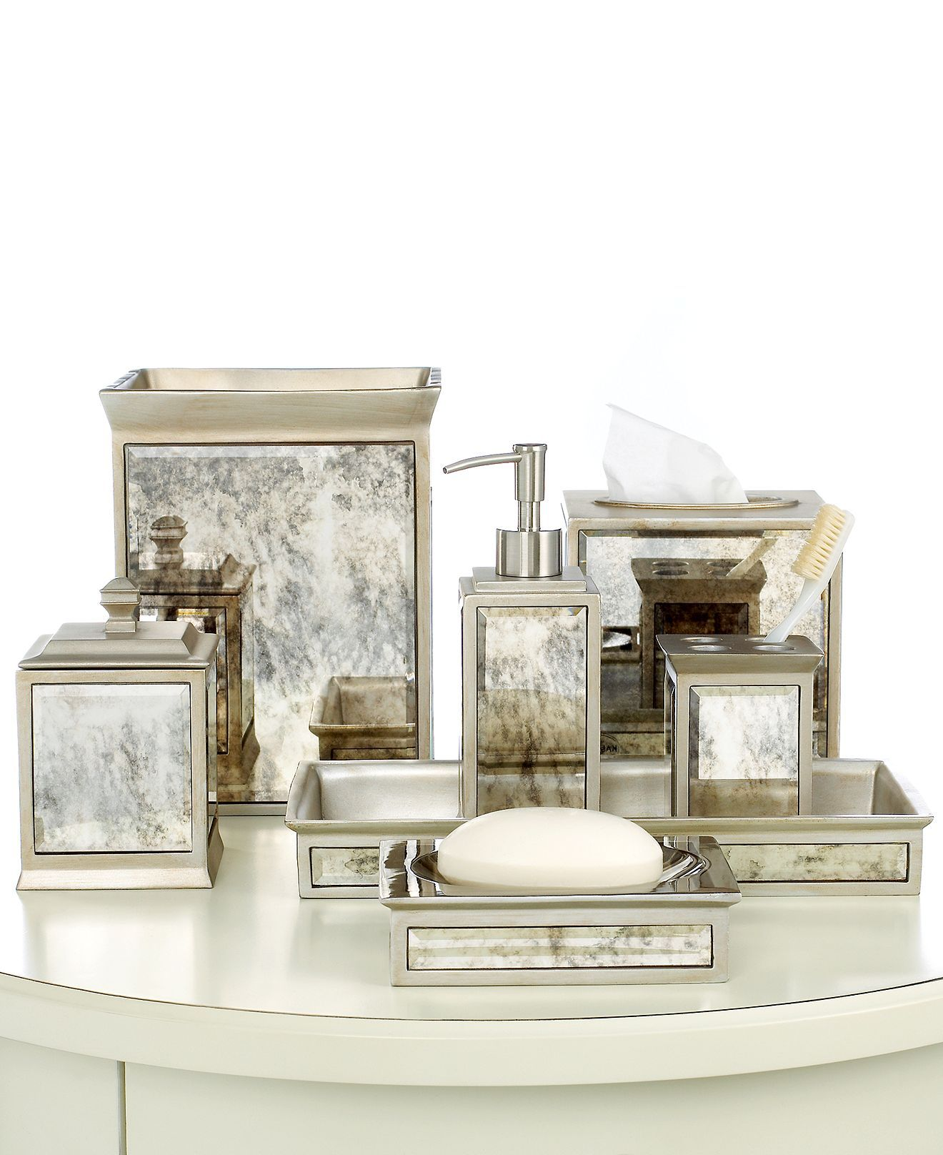 kassatex bath accessories palazzo collection  bath accessories . kassatex bath accessories palazzo collection  bathroom accessories  bed bath  macy's