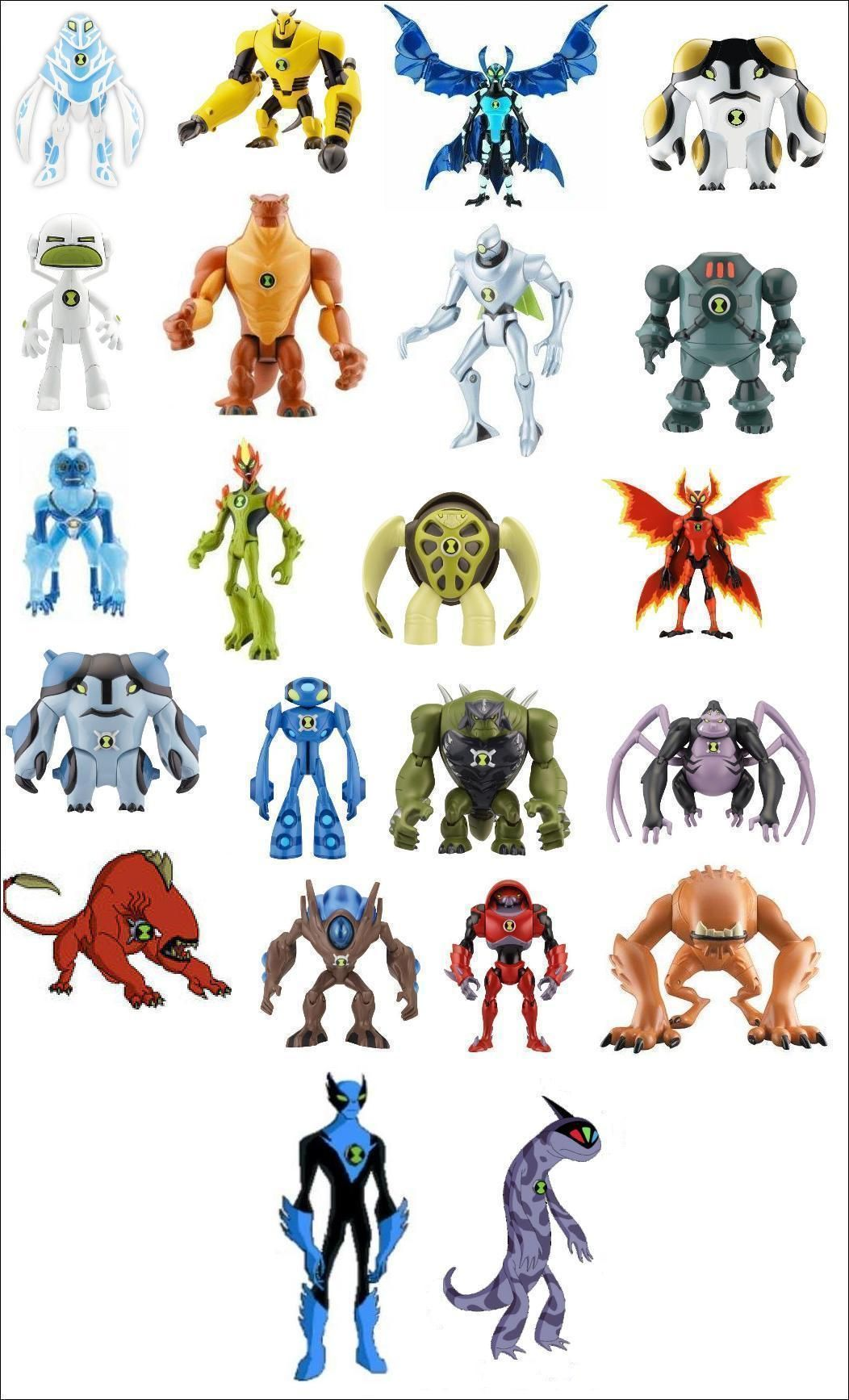Http Www Fanpop Com Spots Ben 10 Ultimate Alien Images 21603923