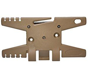 Amazon.com: ParaCord Spool Tool (Coyote)- Holds Up To 100' of Parachute Cord: Sports & Outdoors