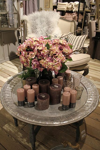 You can never have too many candles!