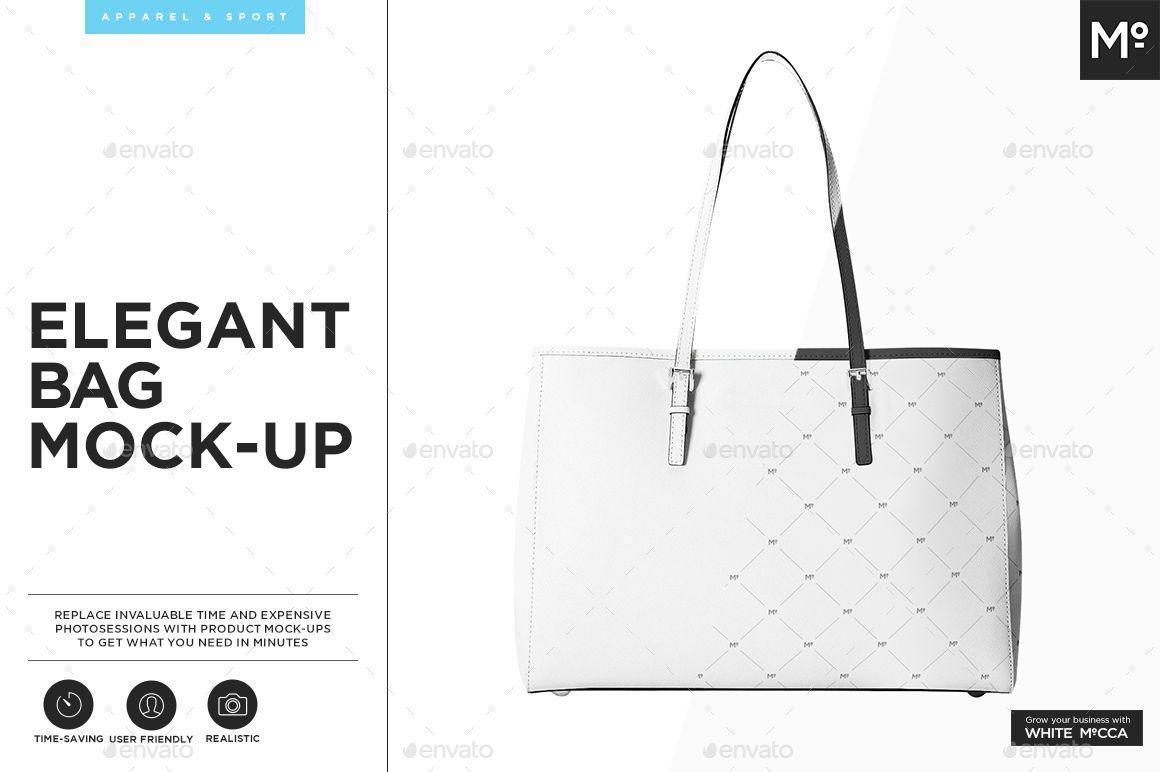Download Elegant Bag Mock Up Elegant Bags Elegant Bags