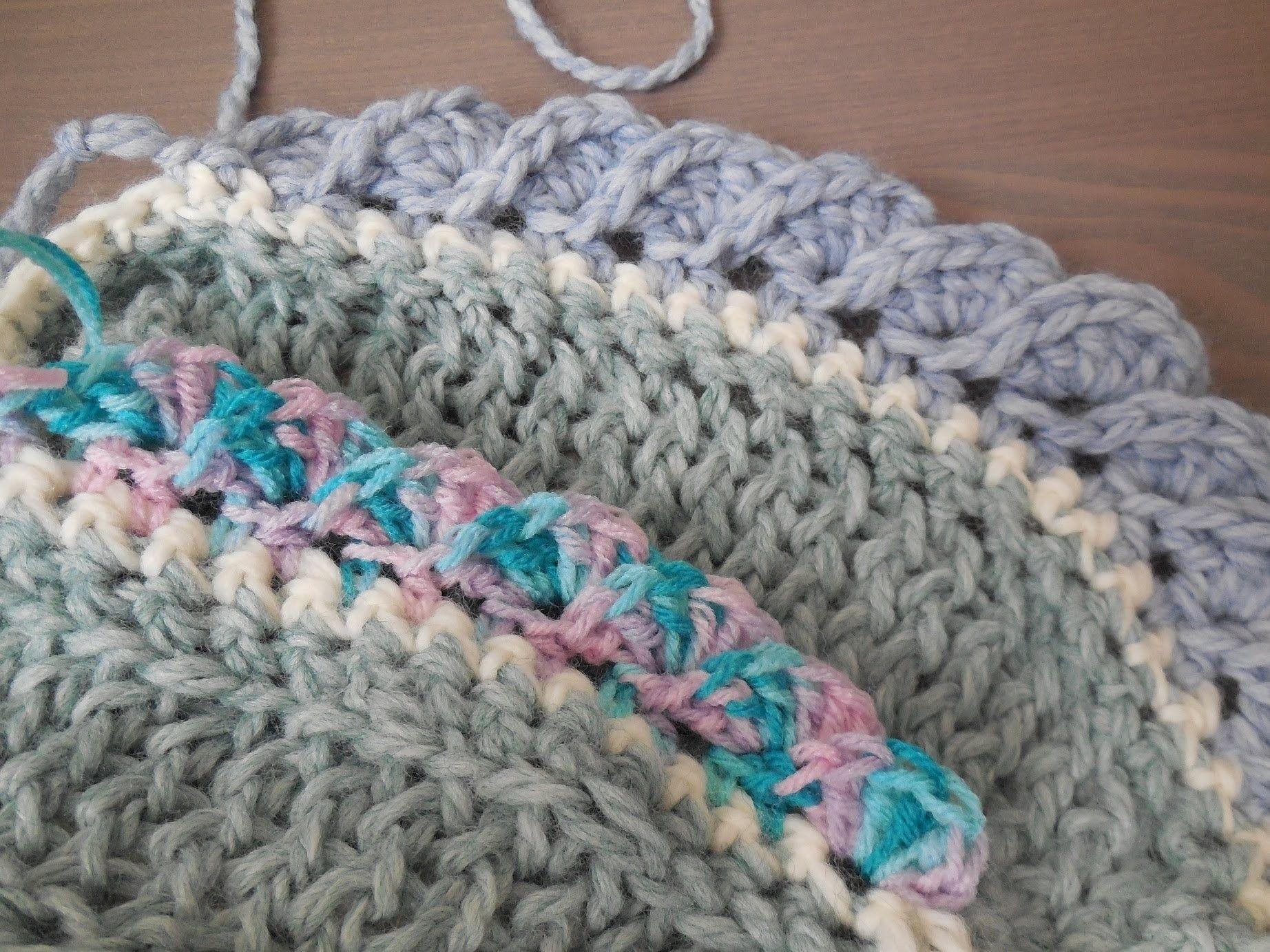 Tutorial Rand Haken Met Waaiers Haken Pinterest Crochet