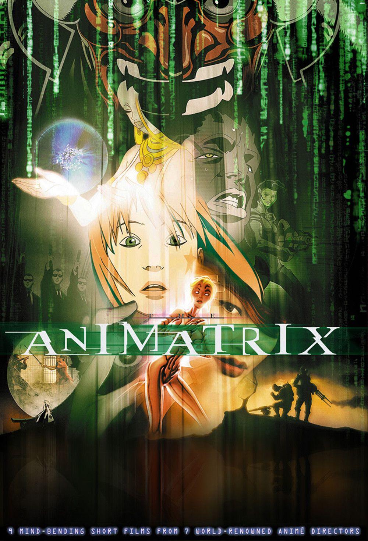 Animatrix, nueve cortometrajes al estilo anime, creados