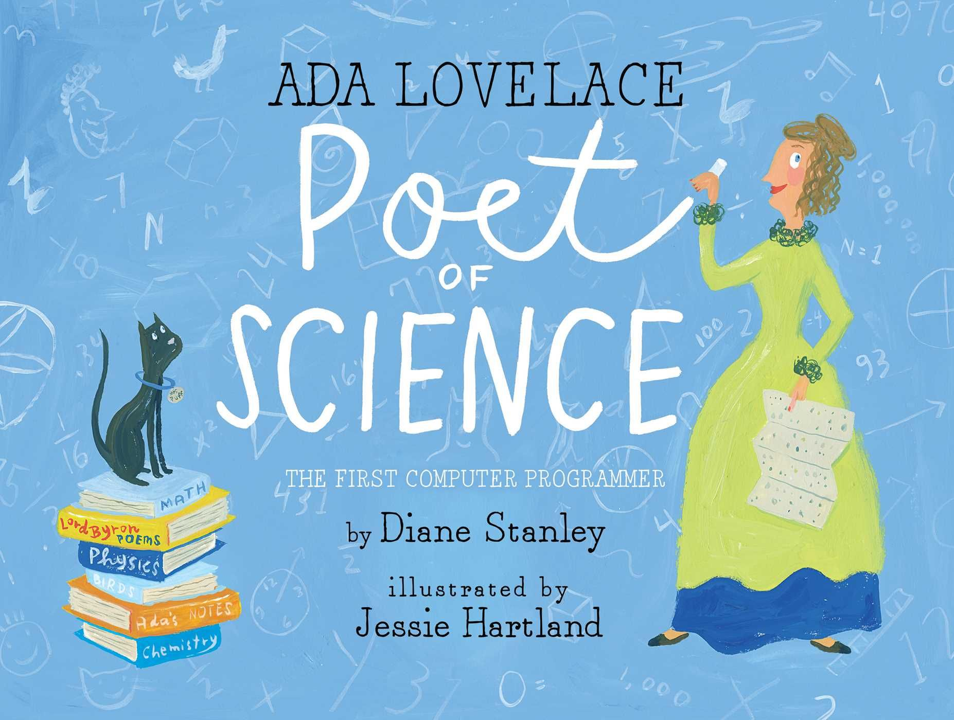 Ada Lovelace, Poet of Science: The First Computer Programmer, Orbis ...