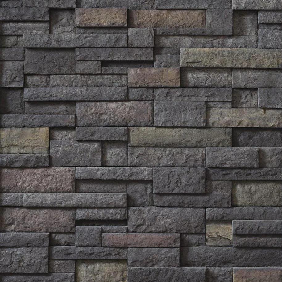 Drystack Ledgestone Panel Cultured Stone Cultured Stone Manufactured Stone Veneer Ledgestone