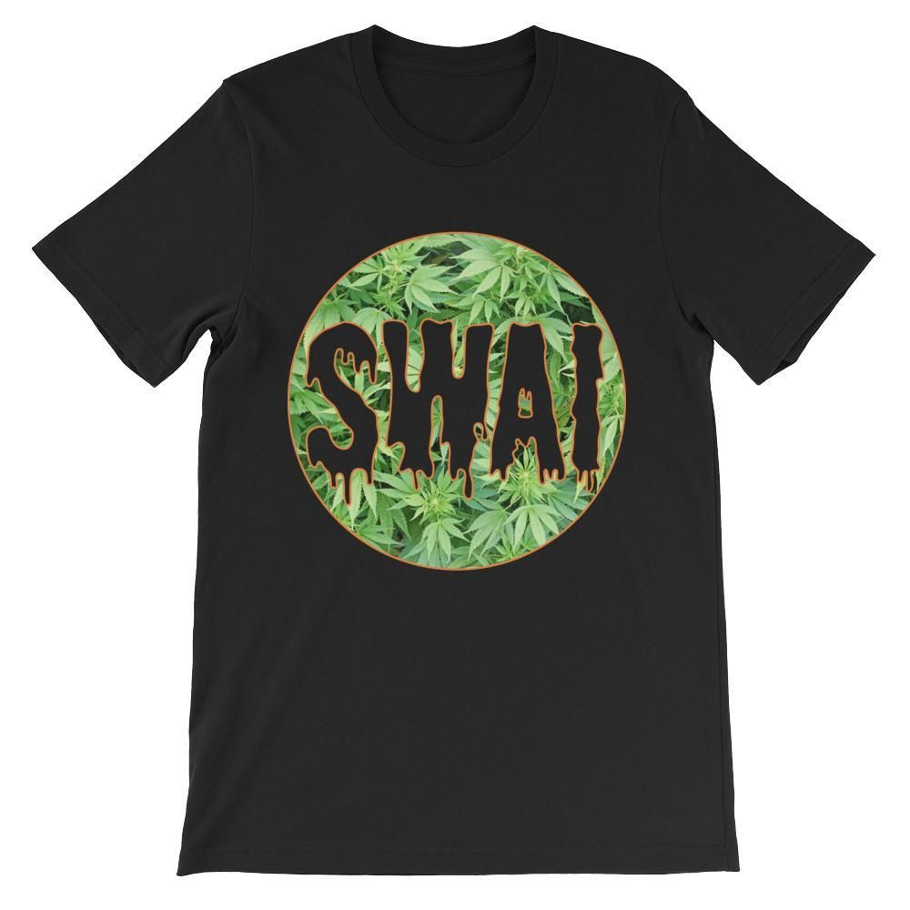 SWAI in the Green - ORG - Unisex short sleeve t-shirt