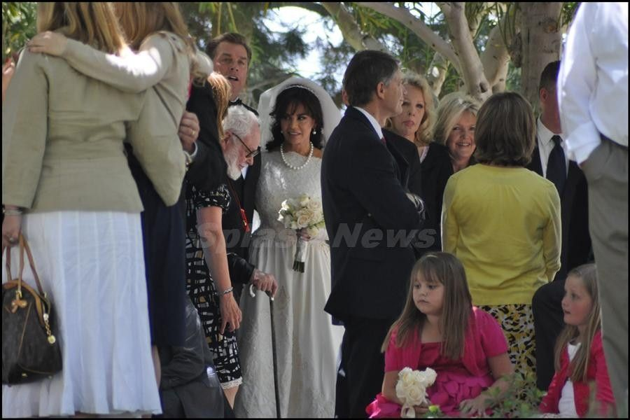MARIE OSMOND WEDDING