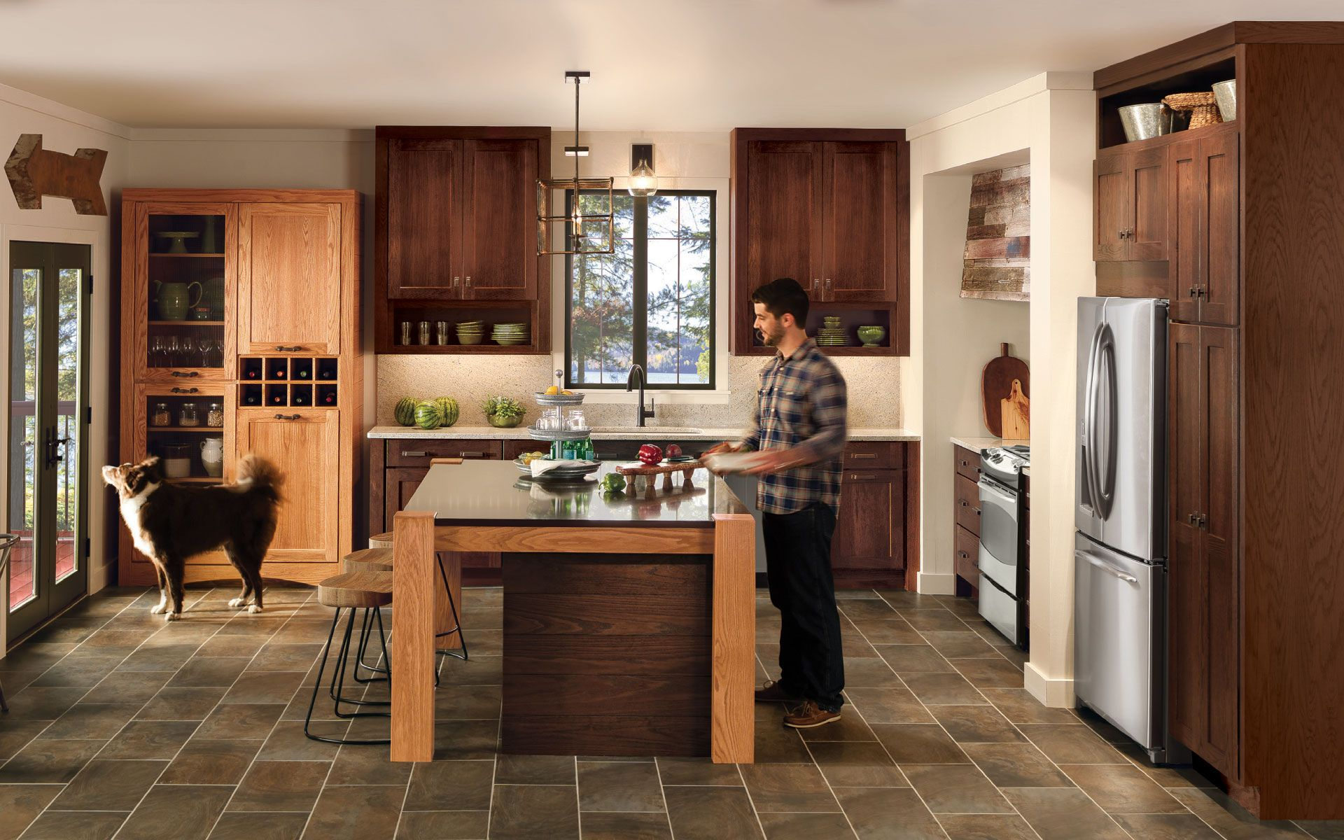 Home Mc T Construction Llc With Merillat Cabinetry Kitchen Design Trends Kitchen Design Kitchen Trends