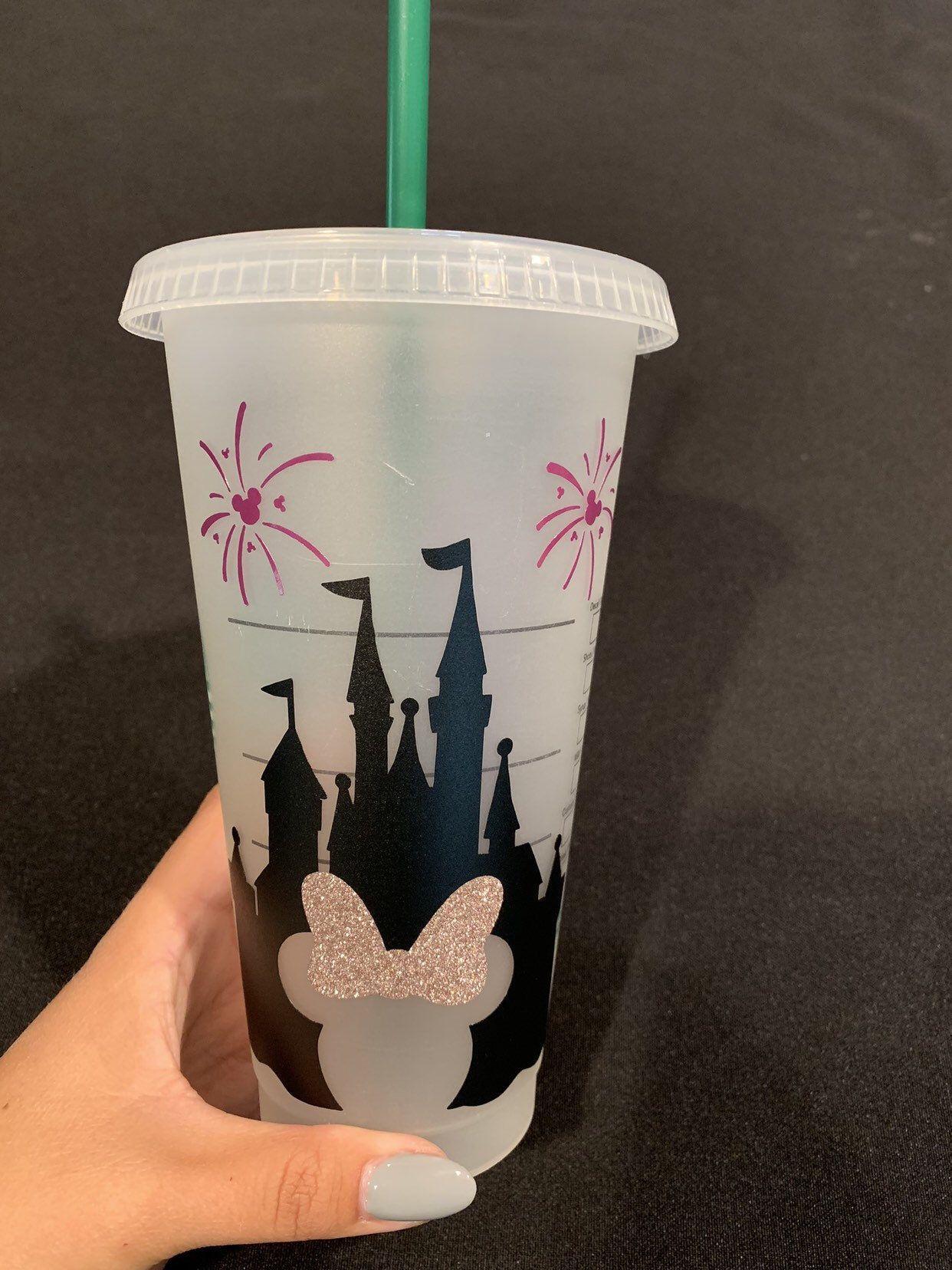 Chateau De Disney Gobelet Starbucks Starbucks Personnalisee De La