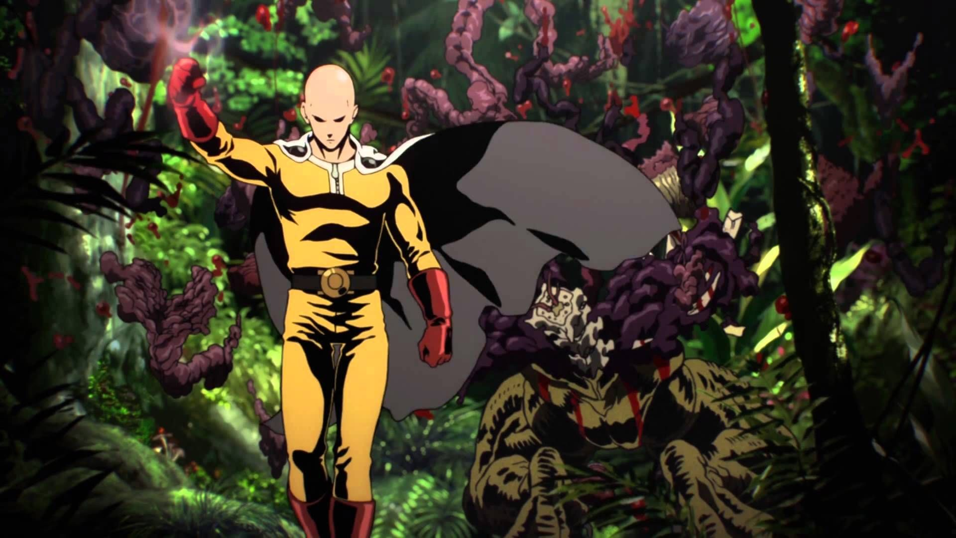 My favourite Top 10 Manga list One punch man anime, One