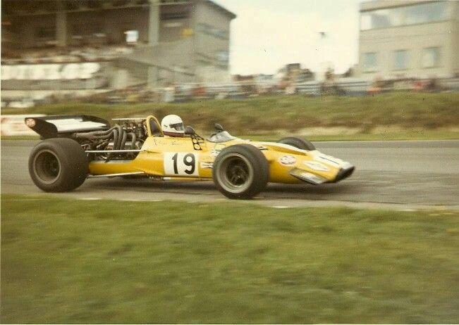 Surtees TS5A F5000 Tony Trimmer
