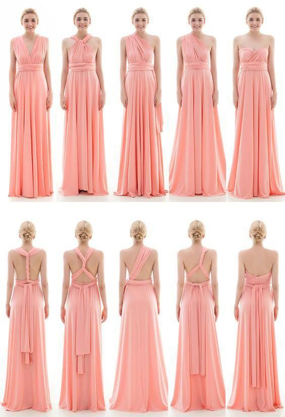 64 Best Model Chic Multiway Dresses images | Bridesmaid