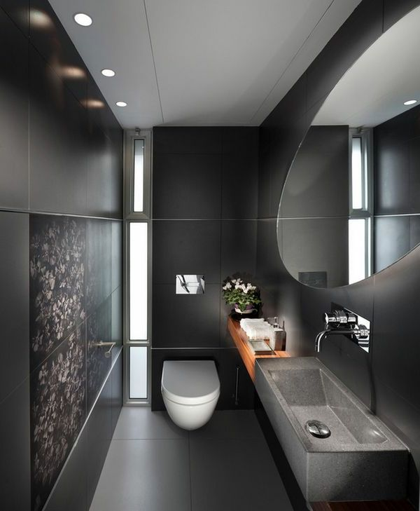 Badezimmer Ideen Bilder. Erstaunlich Befestigung Ein Undichtes Bad  Wasserhahn. Wandfaben Grautöne  Im Kleinen Badezimmer   Waschbecken