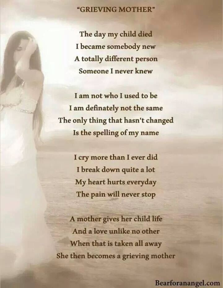 Grieving Mom Missing You Grief Missing My Son Grieving Mother