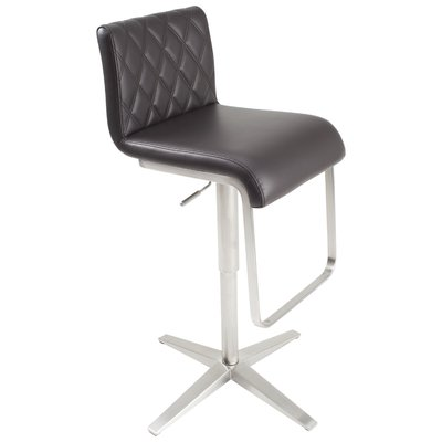 Best Of Brushed Metal Bar Stool