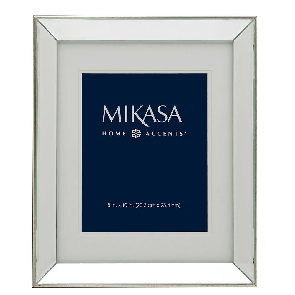 Mikasa 8 X 10 Champagne Mirror Frame Champagne Mirror Mirror Frames Mirror Photo Frames