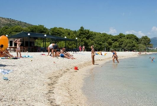 These Are The Best Beaches In Trogir Croatia Con Immagini