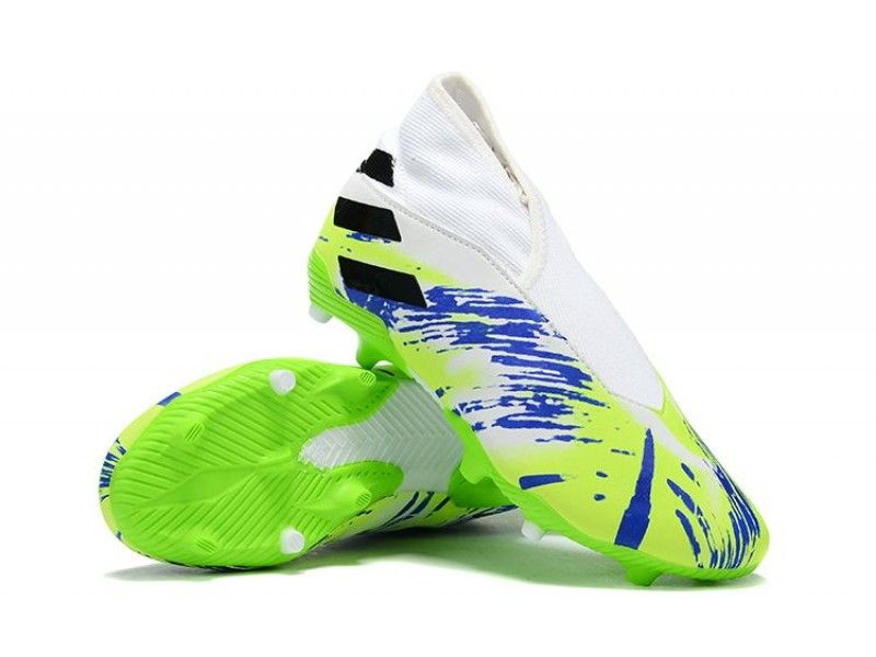 Arrugas Manga coro  Adidas Nemeziz 19.3 Laceless FG Football Boots | Custom soccer cleats, New  adidas football boots, Soccer cleats adidas