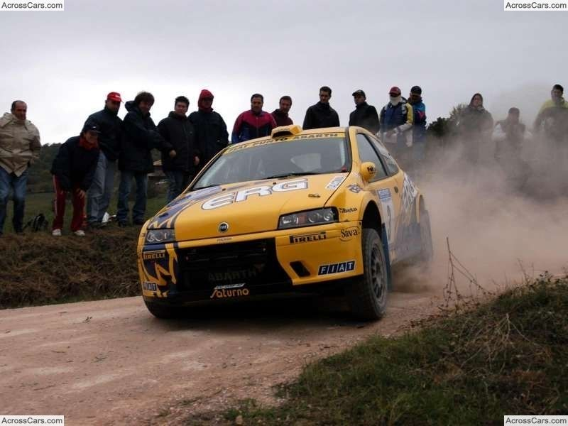 Fiat Punto Rally 2003 Cars Pinterest Fiat And Cars